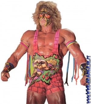 Bio ultimate warrior wwf Brain computer interface technology