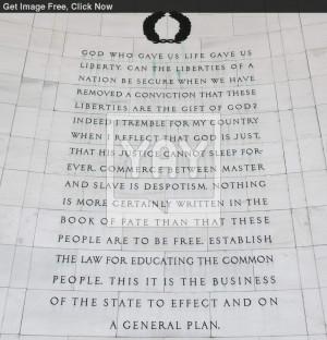 Thomas Jefferson Quotes. Thomas Jefferson Deist Quote. View Original ...
