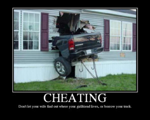 The Difference Between Cheating, Cheating, and Cheating