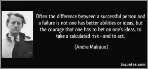 Calculated Risk Quotes