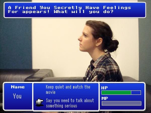 IRL RPG: Asking Someone Out
