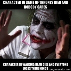 joker mind loss - character in game of thrones died and nobody cares ...