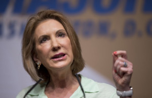 Carly Fiorina: Liberals are to blame for California's drought