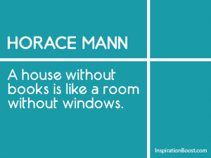 Window Quotes Horace Mann