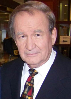 How is Pat Buchanan NOT considered the Godfather of the Tea Party? Or ...