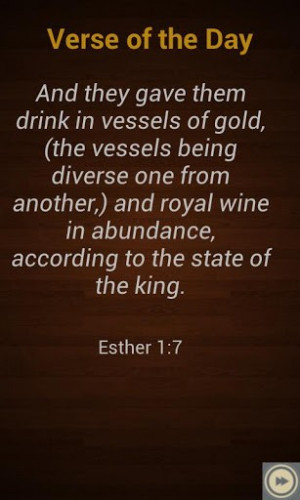 View bigger - Book of Esther (KJV) FREE! for Android screenshot