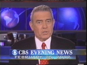 Dan Rather CBS