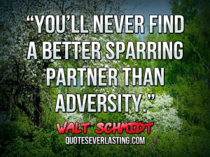 Famous Quotes On Adversity