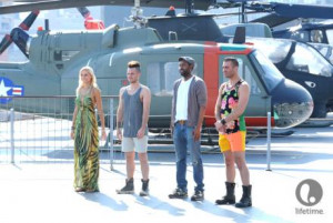 ... All Stars and Stripes. Memorable Quotes from Last Night's Episode