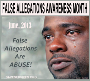 False Allegations of Domestic Violence