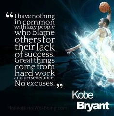 MambaMentality Kobe Bryant, Lakers, Basketball, NBA, Quotes More