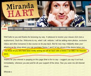 Miranda hart quotes wallpapers
