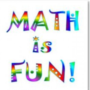 Share a positive message about math!