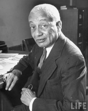 ... ~ Alain Locke (Philosopher; the Father of the Harlem Renaissance