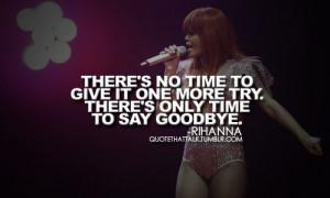22 Rihanna Quotes And Rihanna Lyrics From Tumblr