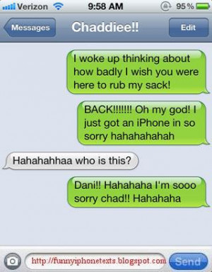 Funny iPhone Texts - Funny iPhone Fails And Autocorrect - Humor