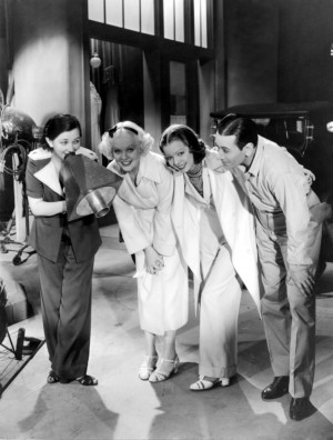 Patsy Kelly Alice Faye Frances Langford George Raft Every Night