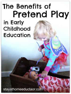 ... 2662 in The Benefits of Dramatic Play in Early Childhood Education