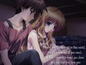 anime couples - random-role-playing Fan Art