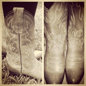 cowgirls boots quotes on pintrest | Cowgirl boots