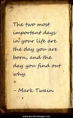 Mark twain famous quotes
