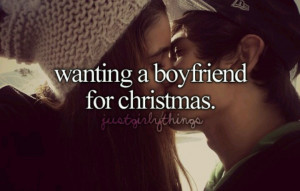 Boyfriend for christmas