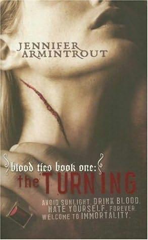 Jennifer Armintrout Blood Ties Series