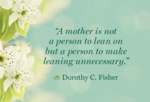 Best Inspirational Quotes Of Mothers Day | Sayings, Lines, Wordings