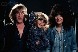 Paul Kantner, China Kantner, and Grace SlickChina Kantner, Grace Slick ...