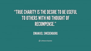 Donating To Charity Quotes