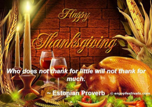Happy Thanksgiving Cards, Greetings Free & Funny 2014