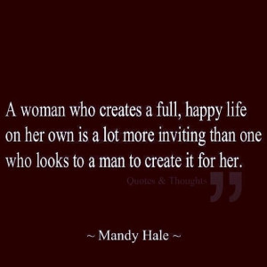 Strong Independent Women...