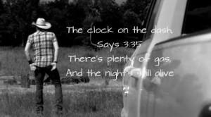 ... quotes from songs | luke bryan country song lyrics lyrics music quotes