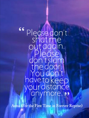 frozen quotes | via Tumblr