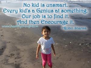 Robin Sharma_quote on children