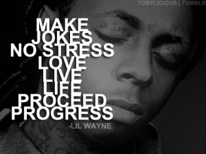 Make jokes no stress love live life proceed progress quote porno xxx photos