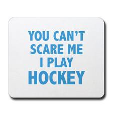 Funny Hockey Sayings Office Supplies