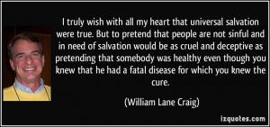 More William Lane Craig Quotes