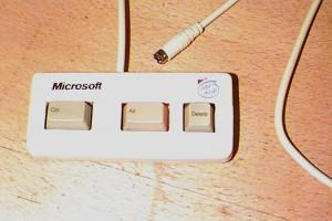 The New Microsoft ® Keyboard!