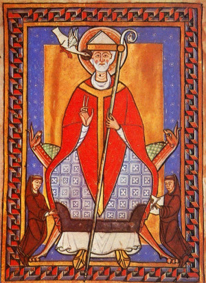 Election of Pope Gregory VII