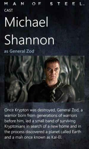 man of steel michael shannon