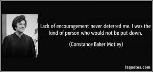 More Constance Baker Motley Quotes