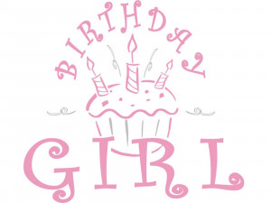 Happy Birthday Girl Wallpaper - 1600x1200 - 107779