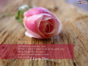 how much i love you love quote wallpaper to show love say if i have to ...