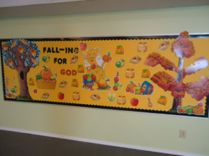 Christian Fall Bulletin Board Ideas Free clip art borders,