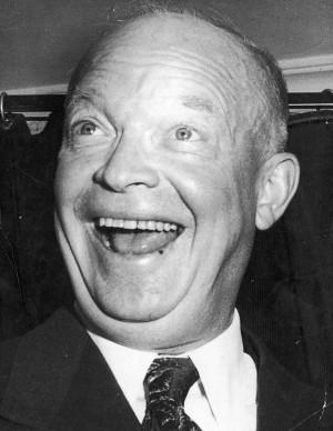 President Eisenhower Signs Law Mandating 'In God We Trust' on Coins ...