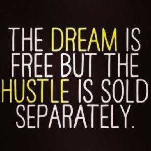 ... for us! #dream #hustle #kkpr #quote #fashionpr #qotd #entrepreneur
