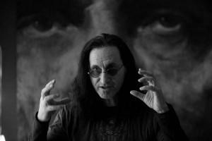 Geddy Lee of the band Rush, troll that is the karaoke jockey at Retro ...