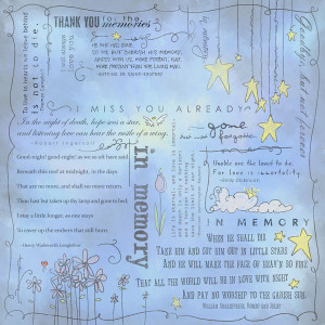 Scrapbook Customs - Religious Collection - 12 x 12 Paper - Quotes - In ...