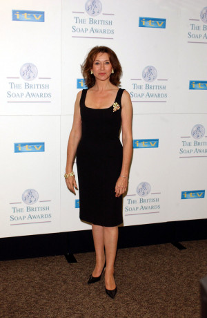 Cherie Lunghi At Soap Opera Awards